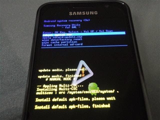 Cara Memperbaiki Android Yang Tidak Bisa Booting Pengetahuan Dunia