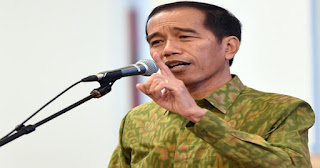 Presiden Jokowi : Bangsa Indonesia Lebih Banyak Omong Daripada Bekerja
