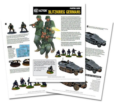 Blitzkrieg German painting guide