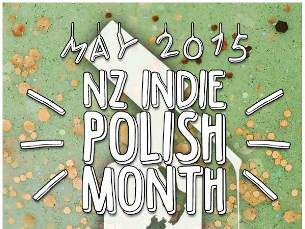 NZ Indie Polish Month: Polished Kiwi Lacquer - Finn & Jake Swatches & Review