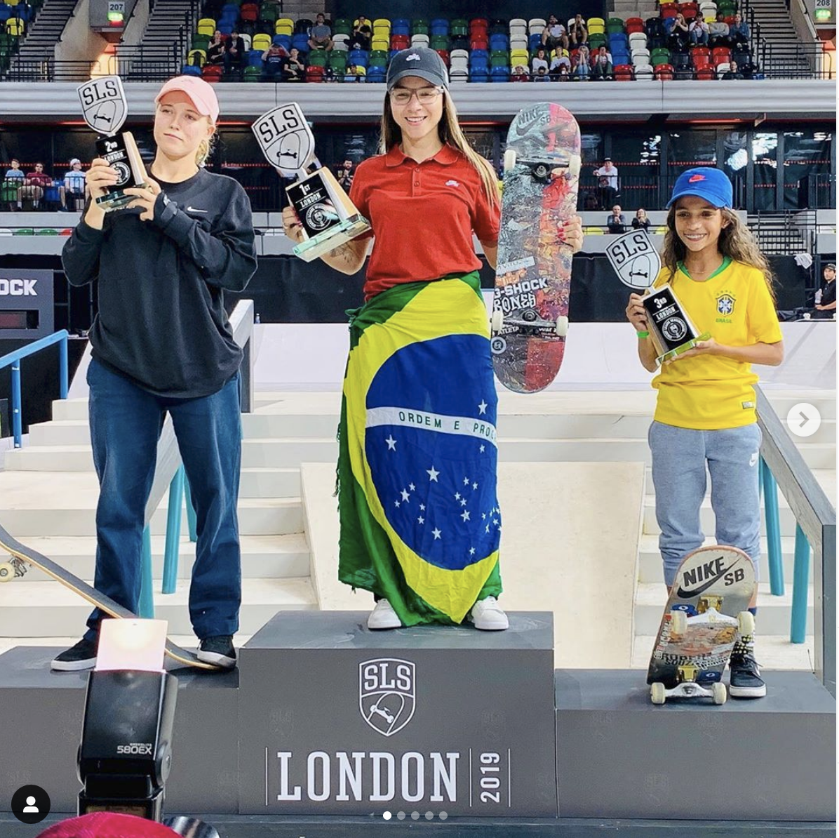 Girl is NOT a 4 Letter Word: London SLS Women's Podium Was Full Of
