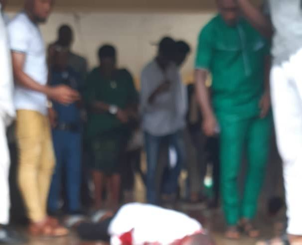 Final Year Student Shot Dead After His Final Examination In Cross Rivers (Graphic Photos)