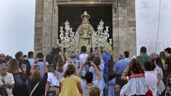 La Patrona de Cádiz tampoco saldrá en procesión el 7 de octubre