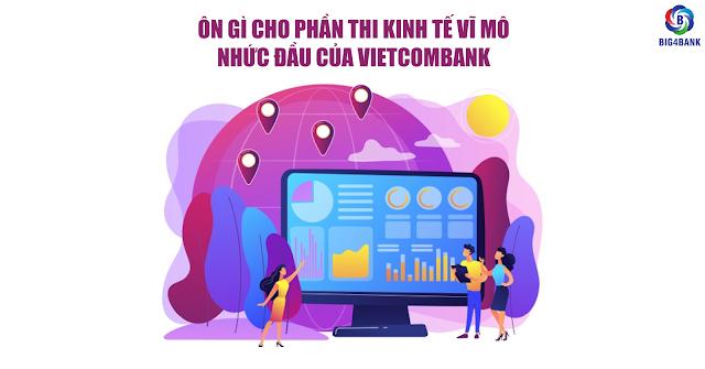 Ôn Gì Cho Phần Thi Kinh Tế Vĩ Mô Nhức Đầu Của Vietcombank