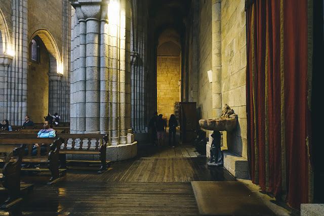 ポルト大聖堂(Sé do Porto)