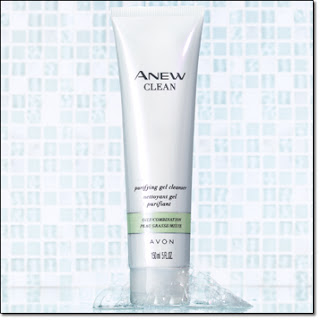 Anew Clean Purifying Gel Cleanser
