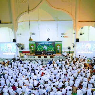 Alhamdulillah, Haul Abon Abdul Aziz Ke-32 Berlangsung Sukses