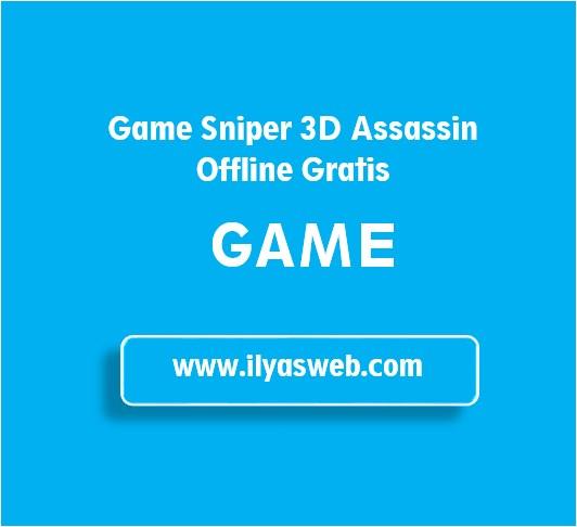 Kamu lagi sibuk mencari game bergenre sniper bukan Game Sniper 3D Assassin, Game Sniper Offline Terbaik Tahun Ini