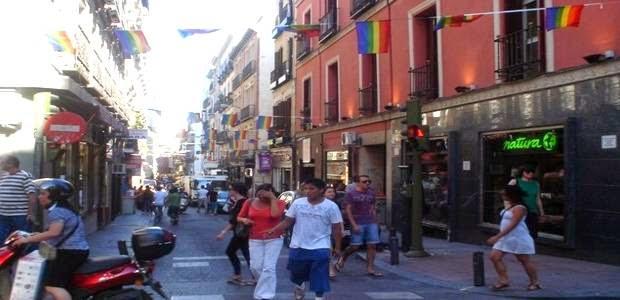 Madrid gay, 1