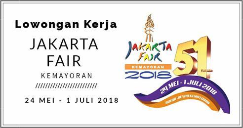 Jadwal Konser Band dan Musisi  Pekan Raya Jakarta (PRJ) Fair Kemayoran 2018