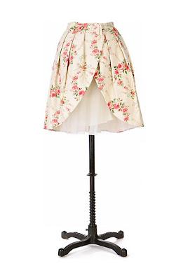 Anthropologie Ballroom Skirt by Manoush