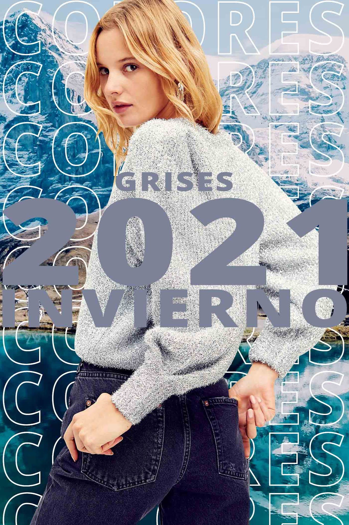 Color de moda invierno 2021 │ Gris Grises