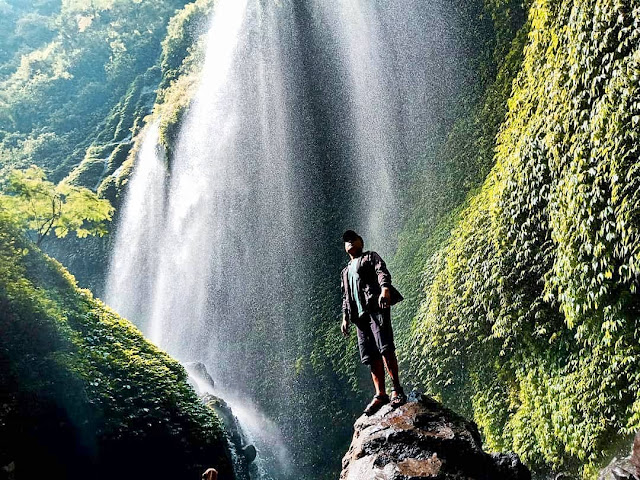 Air Terjun Madakaripura, Surga Tersebunyi Di Lereng Gunung Bromo
