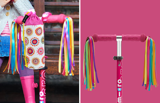 Micro Scooter Fav Accessory Ribbons