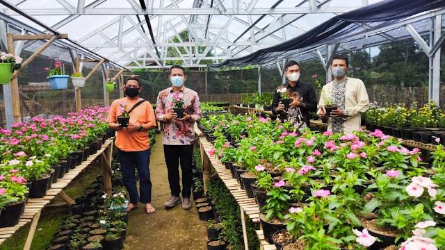 Indah dan ramah lingkungan, DLHK NTB apresiasi Benteng Van Flower