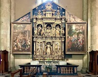 An Early 16th Century Masterpiece of Woodcarving: The Altar of Sant'Abbondio in Como, Italy