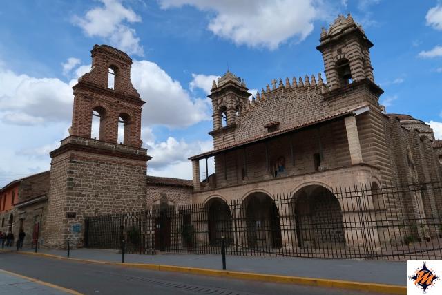 Ayacucho, Iglesia de Santo Domingo