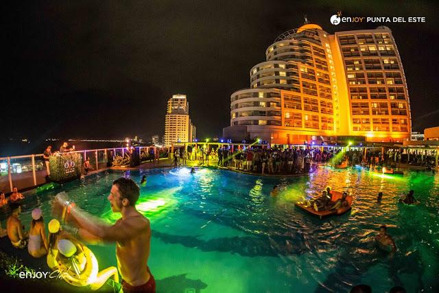 El #Carnaval se vivirá a pleno con destacados eventos en Enjoy Punta del Este @EnjoyPde