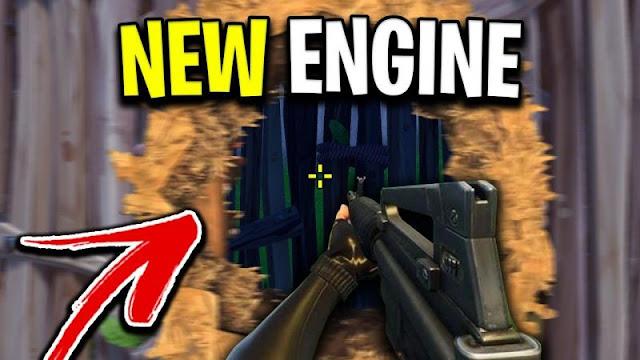 İşte Fortnite'ın yeni Güncellemesi 'Chaos Physics Engine' oyunu nasıl etkileyecek!