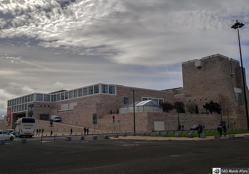 Centro Cultural de Belém - o que  fazer em Lisboa