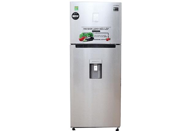 Tủ lạnh Samsung Inverter 438 lít RT43K6631SL/SV