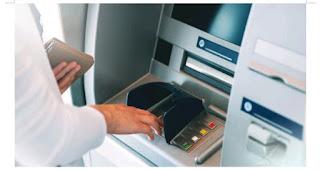 Artis Pamer Saldo ATM