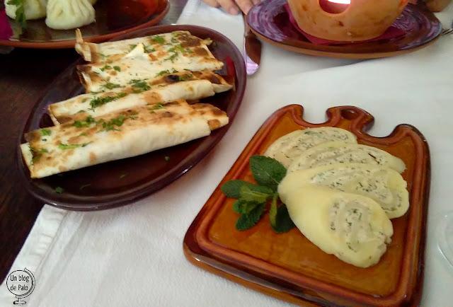 Restaurante Argo, Trakai especializados en cordero