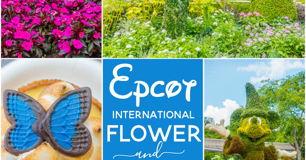 Epcot International Flower And Garden Festival 2017