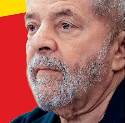A decadência do Lula