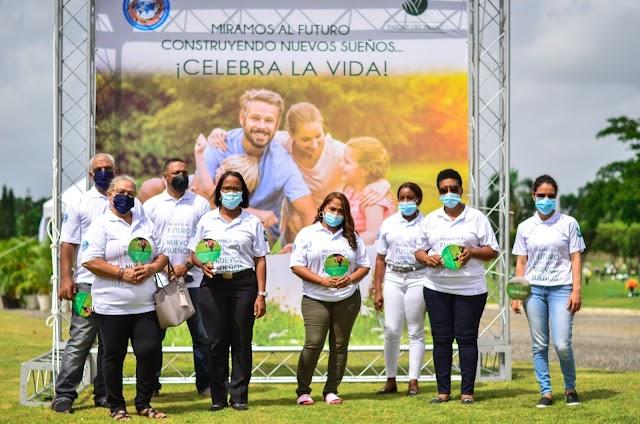 """Parque del Prado y Pet Cemetery celebran un """"Mundo Unido por la Vida"""""""