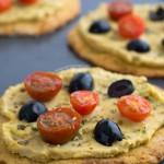 Cauliflower Pizza Crust (Vegan and Gluten-Free)