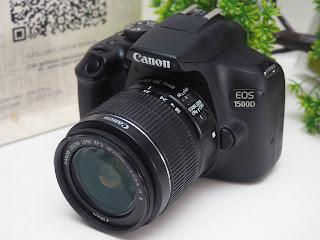 Jual Canon EOS 1500D Wifi - Banyuwangi