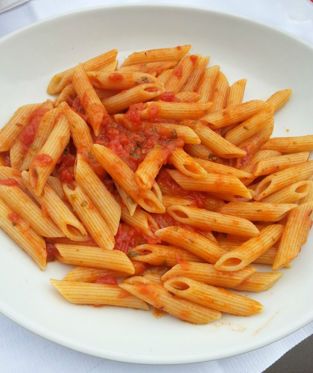 Pasta Rome Italy