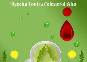 Receita Contra Colesterol Alto: Chá de Dente-de-leão
