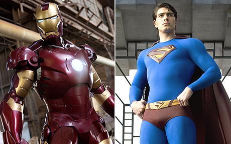 Ironman Vs Superman