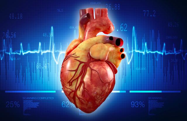 'Inilah Do'a Untuk Kesehatan Jantung Anda'