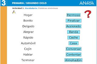 http://capitaneducacion.blogspot.com.es/2017/10/3-primaria-lengua-sinonimos_15.html