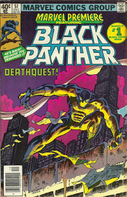 Marvel Premiere #51, the Black Panther