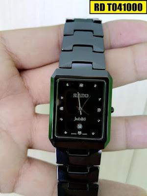 đồng hồ nam mặt vuông, đồng hồ nam mặt chữ nhật RD T041000