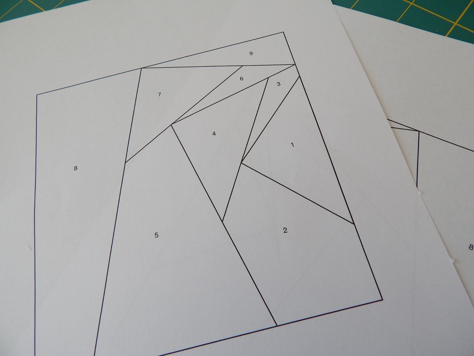 Schön Papier Quilt Vorlagen Fotos - Entry Level Resume Vorlagen ...