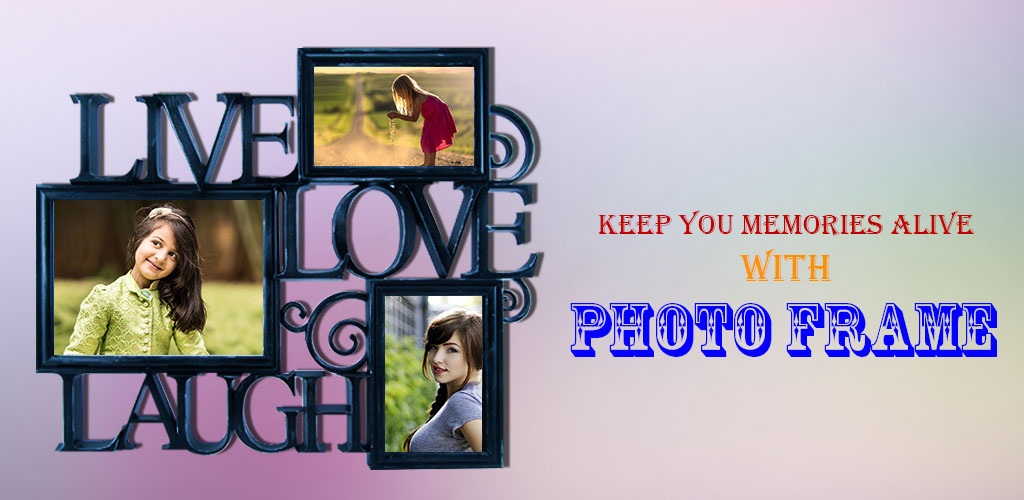 Photo Frame for Smartphone Users