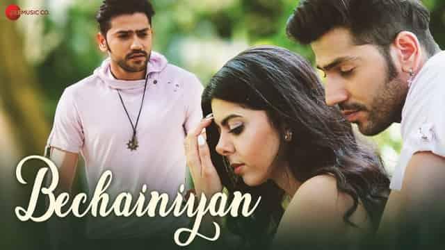 बेचैनियां Bechainiyan Lyrics In Hindi - Amit Mishra
