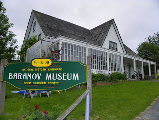 EStablished 1868, National Historic Landmark, Baranov Museum, Kodiak Historical Society