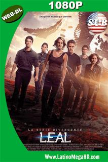 Divergente La Serie: Leal Parte 1 (2016) Subtitulado HD WEB-DL 1080P - 2016