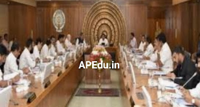 .Many key decisions in the AP cabinet meeting today