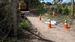 Criança de seis anos cai de ônibus e morre atropelada na PB