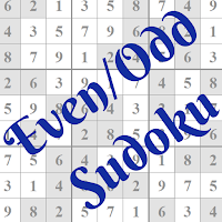 Even (Odd) Sudoku puzzles Main Page