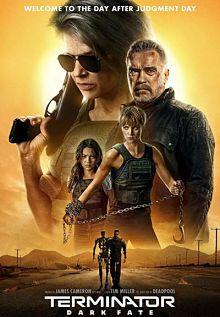 Sinopsis pemain genre Film Terminator Dark Fate (2019)