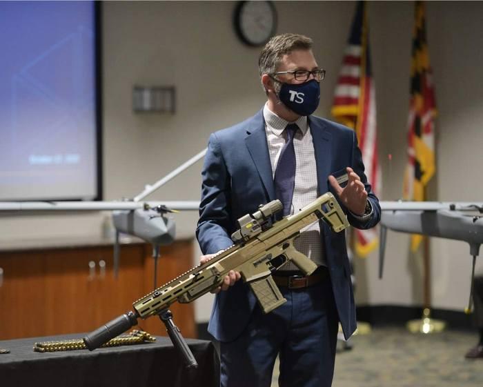 фото прототипів від Textron Systems, які можуть замінити карабін M4 та кулемет M249
