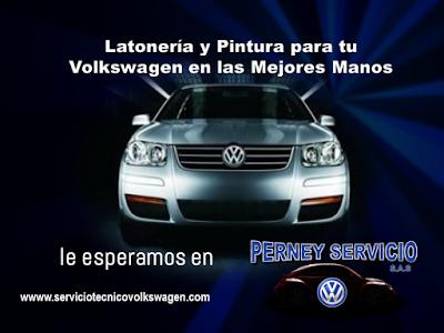 Latoneria y Pintura Volkswagen Bogota